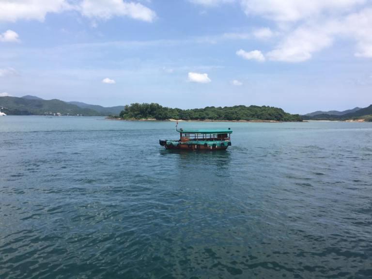 Kaito to Sharp Island